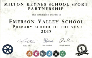 Milton Keynes School Sport Partnership