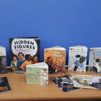 BHM book display