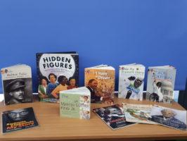 BHM book display